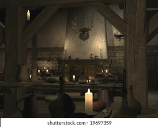 Fantasy Tavern Stock Illustrations Images & Vectors Shutterstock
