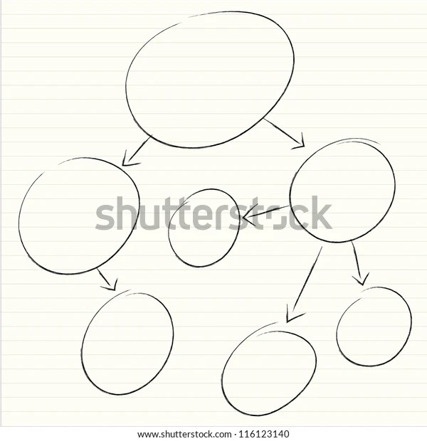 Mind Mapping Diagram Stock Illustration 116123140