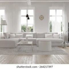 Modern White Furniture For Living Room Home Decor Ideas Images Stock Photos Vectors Shutterstock Spacious Lounge Or Interior With Monochromatic And Below Three Tall
