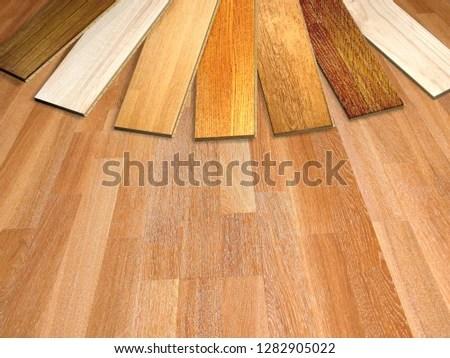 Orange Colored Wood Species