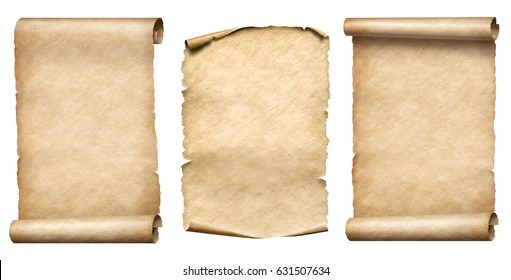 paper scrolls images stock