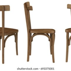 Old Wood Chairs Amazon Chair Covers And Bows Images Stock Photos Vectors Shutterstock Wooden Isolated On White 3d Rendering