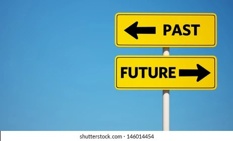 past future images stock