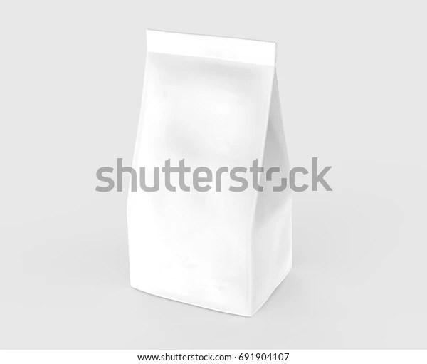 Blank cycling jersey mockup 1; Pearl White Coffee Bean Bag Mockup Stock Illustration 691904107