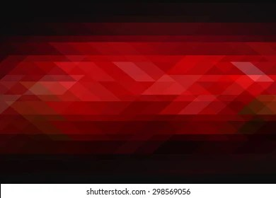 red and black abstract