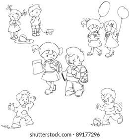Cartoon Images for Children Images, Stock Photos & Vectors
