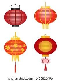 chinese hanging lantern images