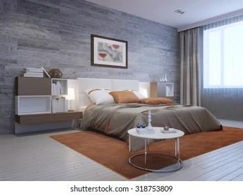 Bedroom Wallpaper Ideas Images Stock Photos Vectors Shutterstock