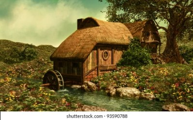 Fantasy Cottage Images Stock Photos & Vectors Shutterstock