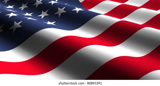 american flag images stock