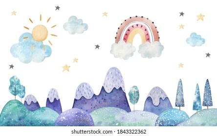 National geographic mountain morning (368 x 254 cm). Carta Da Parati Hd Stock Images Shutterstock