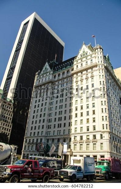 24 Aug 2016 New York City Stock Photo Edit Now 604782212