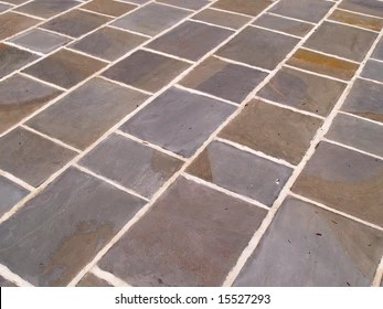 https www shutterstock com image photo abstract view outdoor slate tile patio 15527293