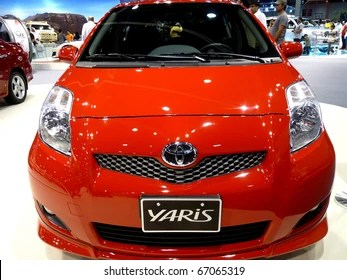 toyota yaris trd uae grand new avanza veloz 1.5 1000 pictures royalty free images stock photos and abu dhabi december 10 on display during int