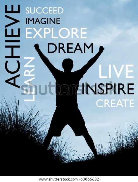 Achieve Success Stock Photo (Edit Now) 63866632