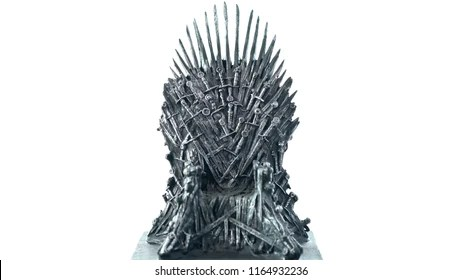 game of throne chair dining feet protectors iron images stock photos vectors shutterstock adelaide south august 22 2018 games thrones hbo authorized replica
