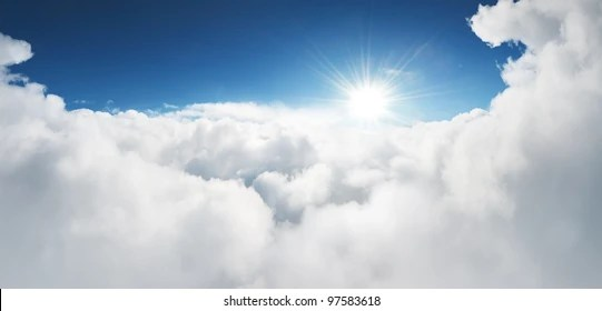 above the clouds images