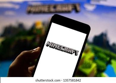 minecraft images stock photos
