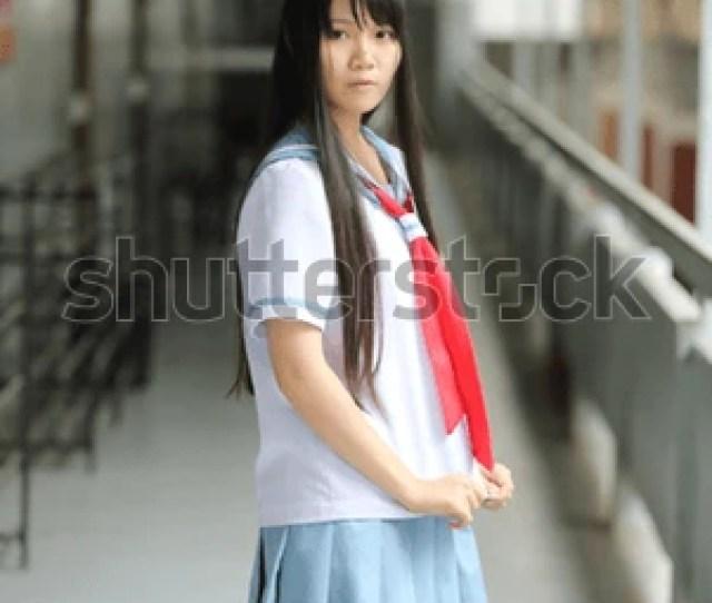 Asian School Girl