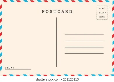 postcards images stock photos