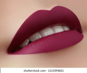 matte lipstick images stock