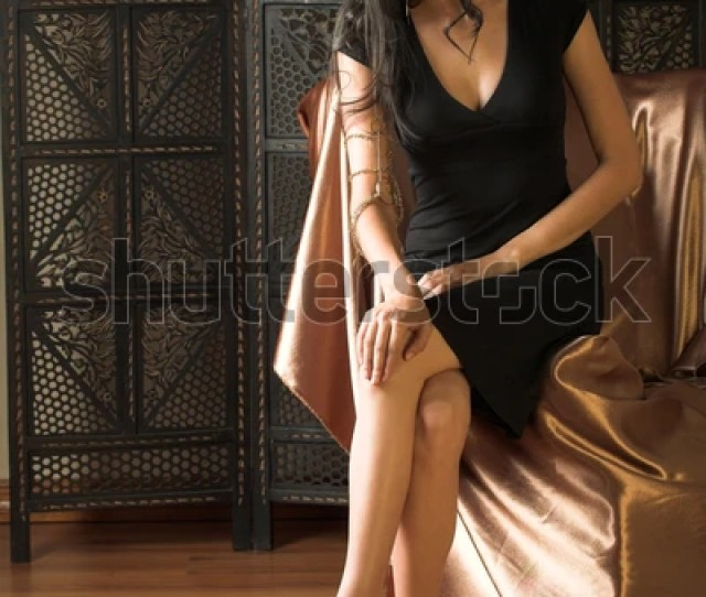 Beautiful Young Sexy Adult Italian Woman Stock Photo Edit Now