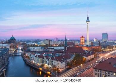 alexanderplatz tower stock photos
