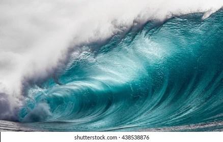 ocean waves images stock