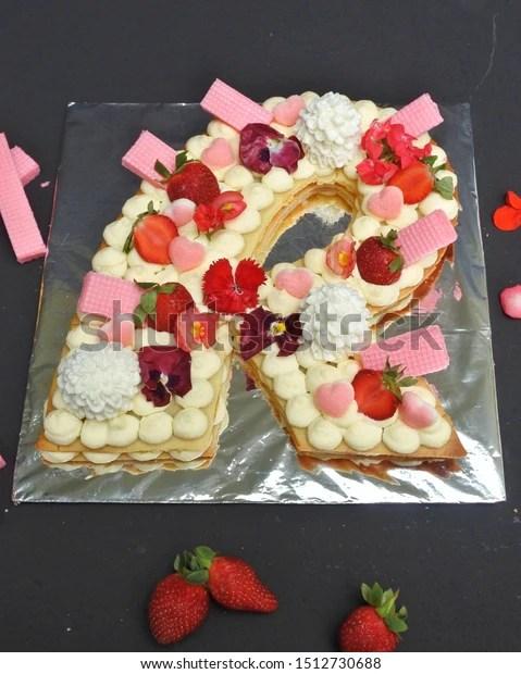 Edit Kue Ulang Tahun : ulang, tahun, Birthday, Ulang, Tahun, Various, Stock, Photo, (Edit, 1512730688