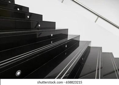 Granite Stairs Images Stock Photos Vectors Shutterstock | Stairs Design With Granite | Exterior | Single Moulding | Granite Skirting | Granite Ramp | Simple