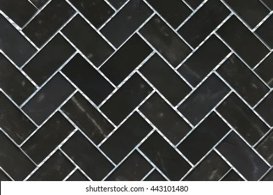 https www shutterstock com image photo black stone wall texture pattern abstract 443101480