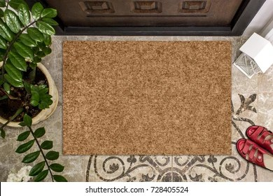doormat images stock photos