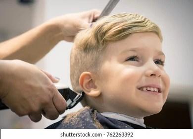 haircut images stock photos