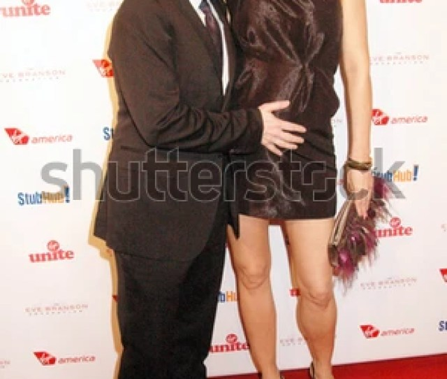 Bodhi Elfman And Jenna Elfman At The Rock The Kasbah Gala To Benefit Virgin Unite And
