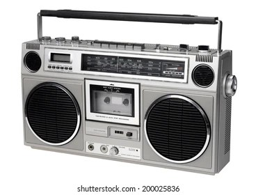 boom box images stock