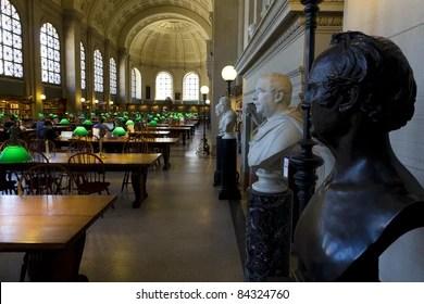 Boston Public Library Images, Stock Photos & Vectors   Shutterstock