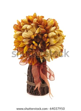 bouquet decorative artificial fall