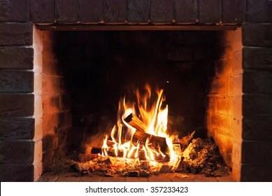 fireplace images stock photos