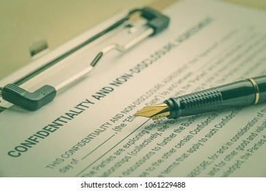 Confidentiality Images, Stock Photos & Vectors | Shutterstock