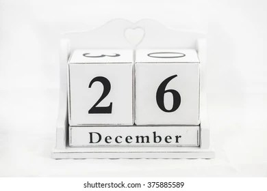 Image result for 26th of december