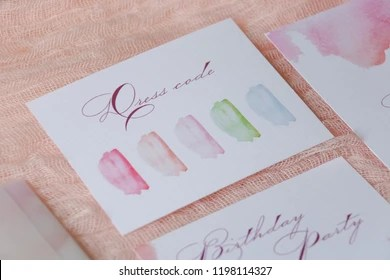 On your wedding day you want to look your best. Dress Code Invitation Images Stock Photos Vectors Shutterstock
