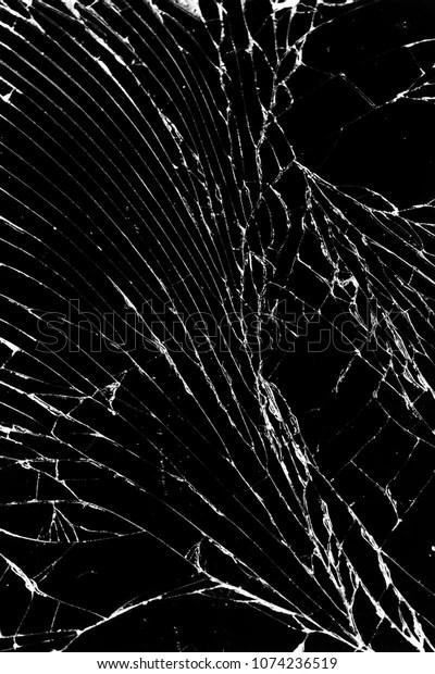 cell phone broken glass