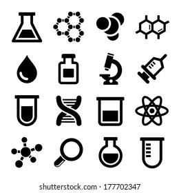 Laboratorio Farmacéutico Stock Illustrations, Images
