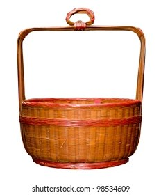 chinese basket images stock