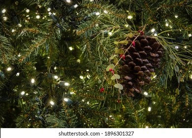 https www shutterstock com image photo christmas background copy space pine tree 1896301327