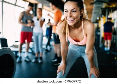 Fitness Images Stock Photos Vectors Shutterstock