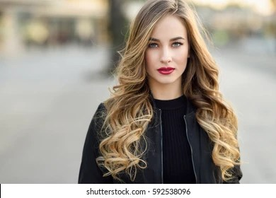 russian woman images stock
