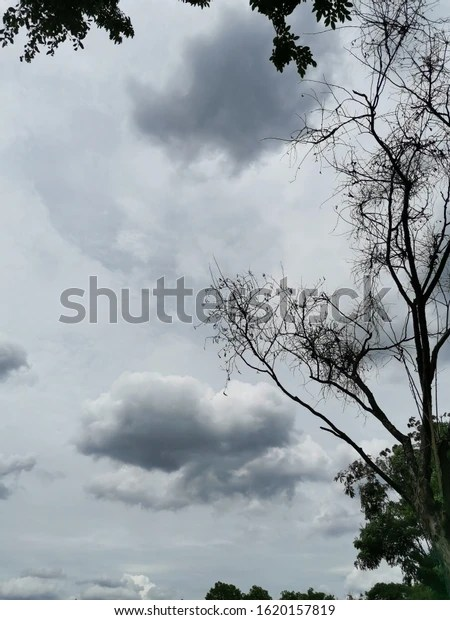 Edit Foto Awan : Clouds, Silhouette, Cloudy, Mendung, Stock, Photo, (Edit, 1620157819