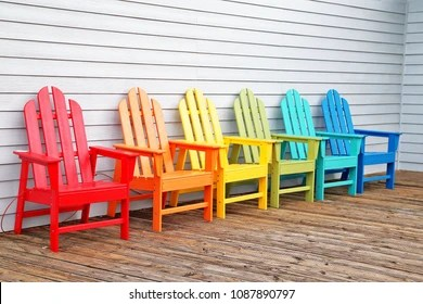 wooden chairs images chair that lifts you up wood stock photos vectors shutterstock colorful on floor