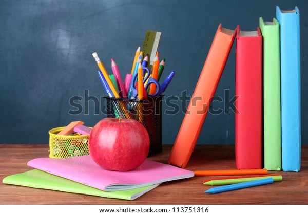 composition books stationery apple